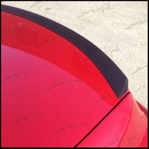 818L Fits: VW Passat 1998-04 B5 Rear Trunk Spoiler Lip Wing Unpainted USA