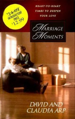 Marriage Moments : Heart to Heart Times to Deepen Your Love