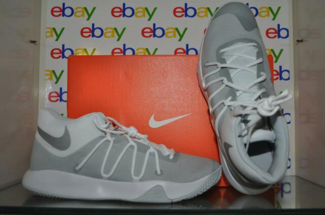 7d7358f33fe0 Nike KD Trey 5 V Men Basketball Shoes White chrome Pure Platinum ...