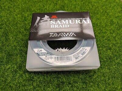 1500 yards DSB-B80LBG Daiwa Samurai Braided Line Green 80lb Test