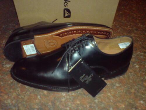 Black Shine 5 Hi Hand Class Dixon 9 Crafted Clarks F Unido Reino Mens 9 Ix1qwnYH