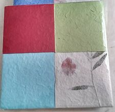 MEGA PACK Craft Paper 400Sheets/10x10cm/exHobbycraft/Origami/Mulberry/Handmade