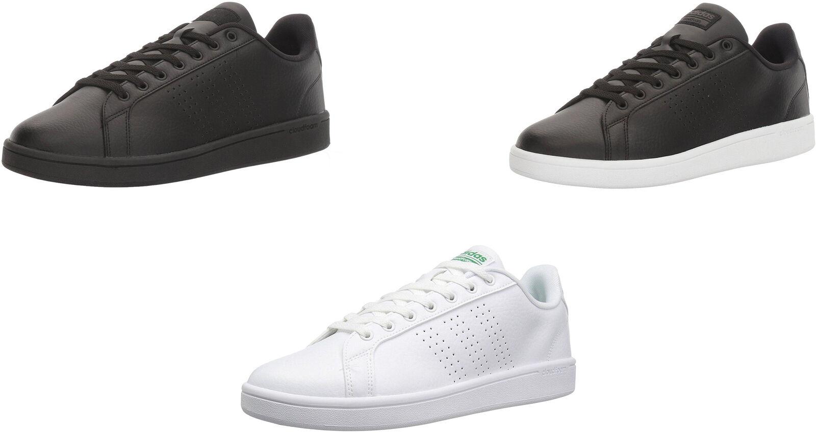adidas Men's Cloudfoam Advantage Clean Colors Sneakers, 3 Colors Clean 2e003a