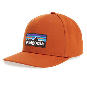 6f67f7c8df0 Image is loading Patagonia-Mens-P-6-Logo-Roger-That-Hat-