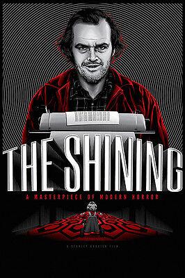 The Shining Movie Fan Art POSTER 24x36