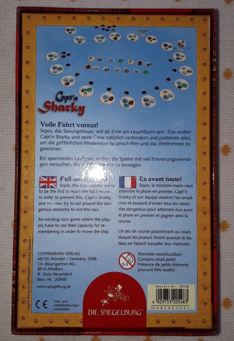 Spiel von Die Die Die Spiegelburg  Capt'n Sharky
