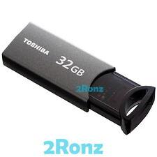 Toshiba Kamome 32GB 32G USB 3.0 Flash Drive Disk TransMemory-MX Stick Capless