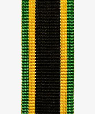 Ordensband 0,30m Sachsen Weimar Dienstauszeichnungen Orden vom Weißen Falken usw