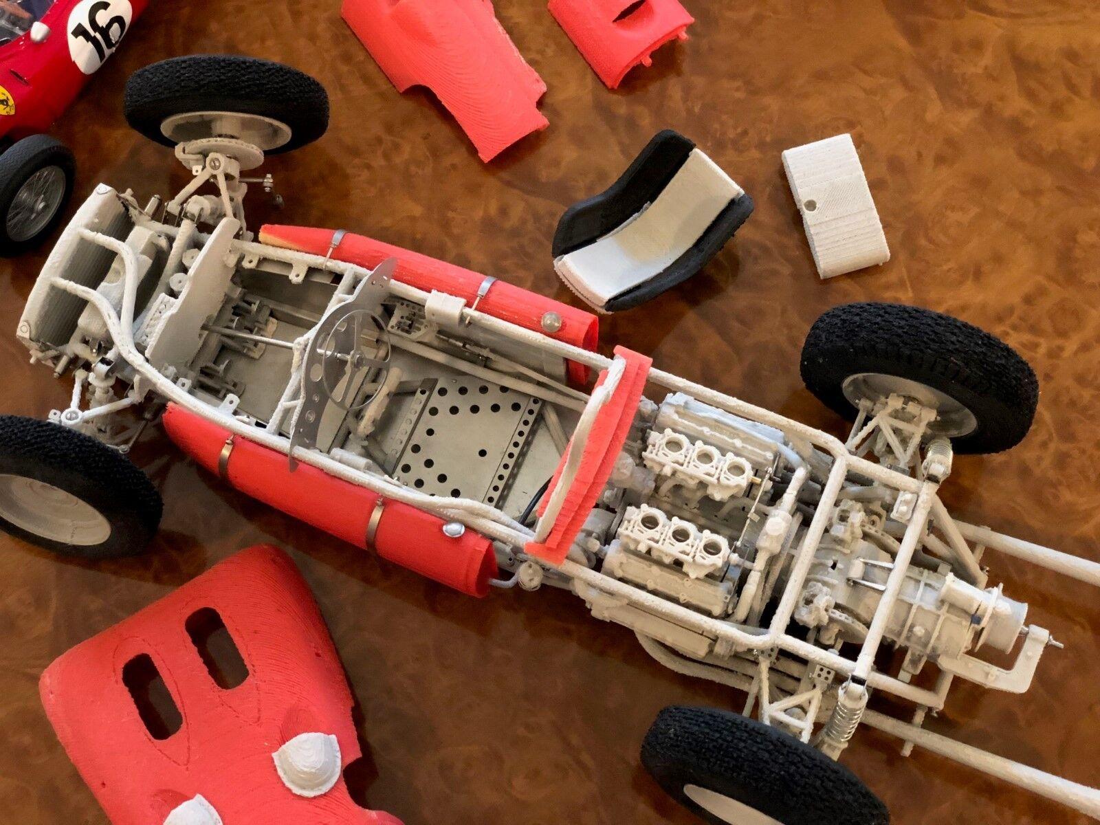 Exoto 1 12 Ferrari Dino 156 F1 Interno Exoto Sviluppo Set \GPC97200RS