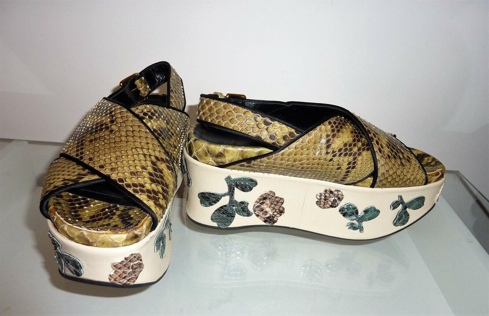 Marni zapatos Real Python Talla 40