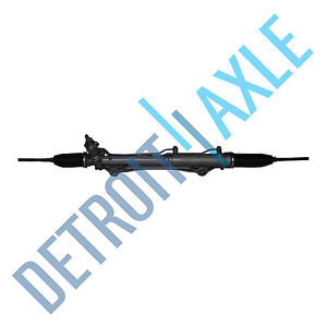 Complete Power Steering Rack and Pinion Assembly Made in the USA