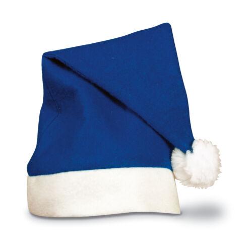 WHOLESALE CHRISTMAS SANTA FELT HATS ADULT UNISEX XMAS FANCY DRESS COSTUME OFFICE