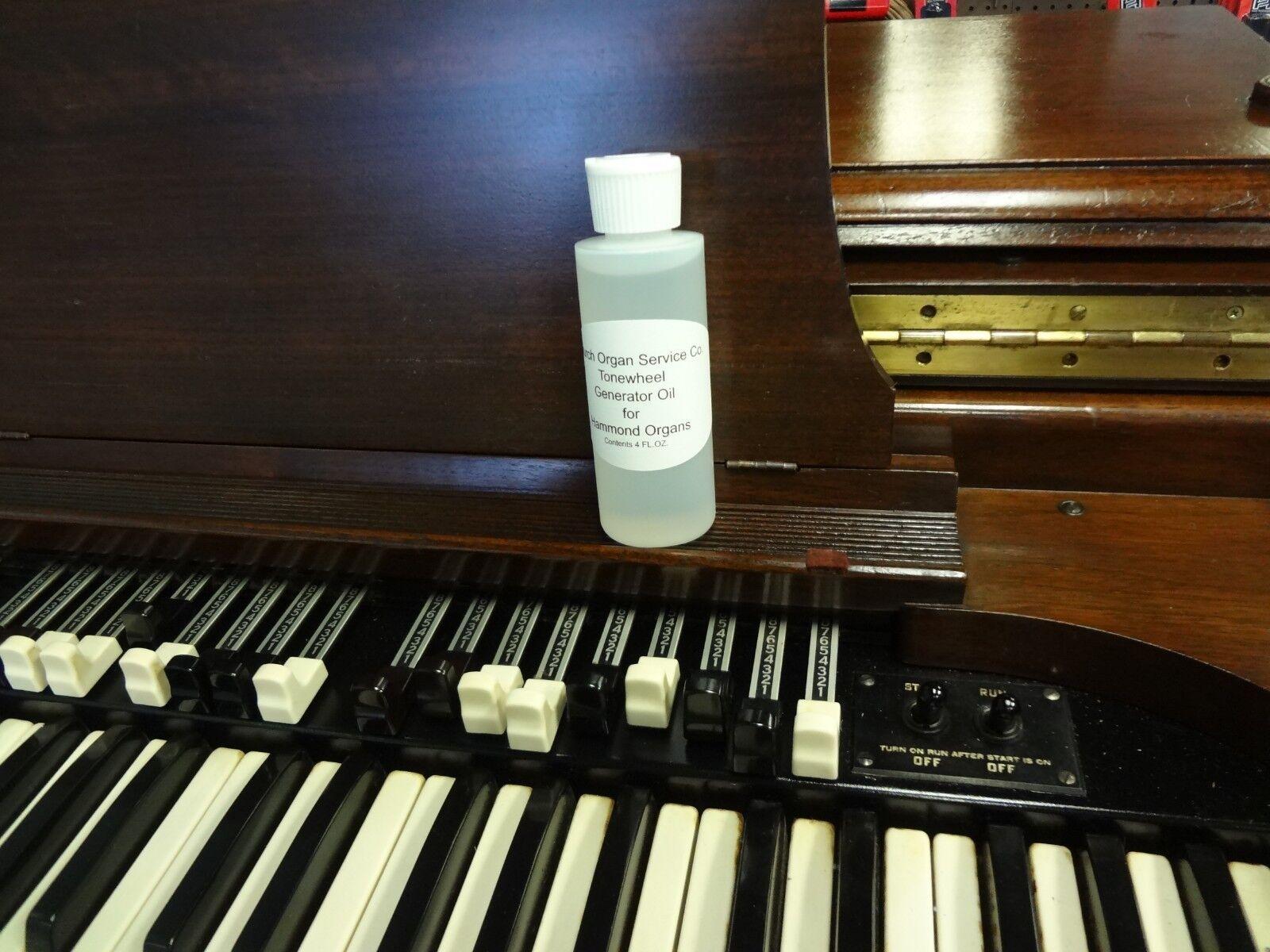 8 Confezione- Hammond Organo colore Ruota Generatore Olio