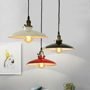 Details about 3 Color Industrial Pendant Lighting for Kitchen Island 3  Light Pendant Lights