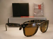 ba138e4f31a item 6 Ray Ban Folding Wayfarer Tortoise w Brown Crystal (B-15) Lens (RB4105  710 50) -Ray Ban Folding Wayfarer Tortoise w Brown Crystal (B-15) Lens ( RB4105 ...