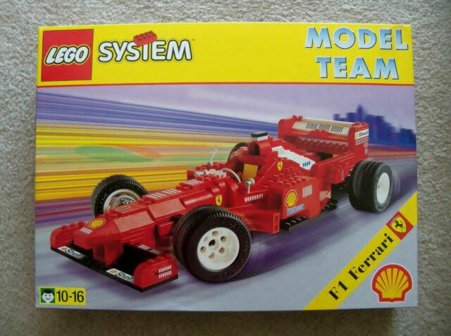 Lego Ferrari Formula 1 Racing Car 2556 For Sale Online Ebay