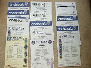 press  media team sheet chelsea home v manchester city 22303 - <span itemprop=availableAtOrFrom>Benfleet, United Kingdom</span> - press  media team sheet chelsea home v manchester city 22303 - Benfleet, United Kingdom