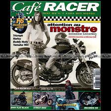 CAFE RACER N°3 DUCATI 900 YAMAHA TRX 850 FZR 1000 HONDA CBX F6C GL 1500 NR 750