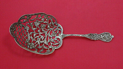 Gorham Sterling Silver Bonbonniere Spoon Cast with Birds 8 1/2""