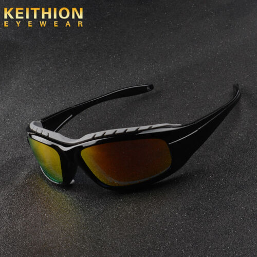 Outdoor Sport Polarized Sunglasses Mens Cycling Bike UV400 SunGlasses Goggles