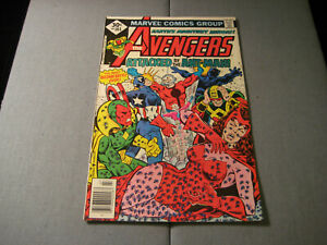The-Avengers-161-1977-Marvel