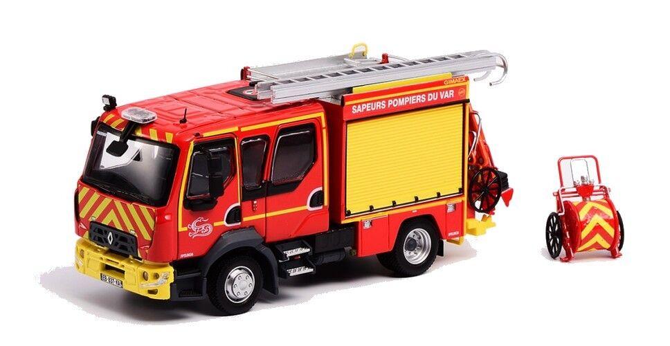 Renault D12 FPTL GIMAEX Pompiers ELIGOR
