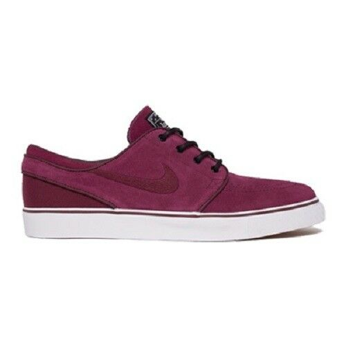 Nike ZOOM STEFAN JANOSKI rouge Oxford noir Gum Light Brown (D) (176) homme chaussures