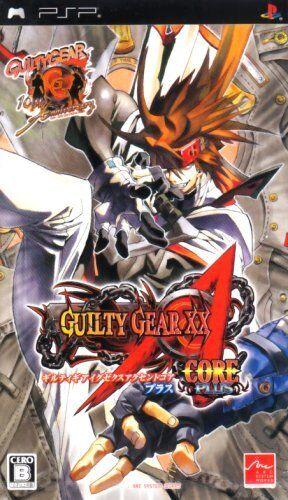 Guilty Gear XX Accent Core Plus [Japan Import]   autorizzazione ufficiale