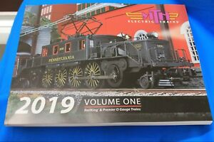 MTH Electric TRAINS 2019 Volume 1 Catalog for RAILKING & Premier O Gauge Trains