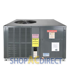 goodman 4 ton ac. Item 4 3 Ton 14 SEER Goodman Gas Electric All In One Package Unit GPG1436060M41 -3 Ac