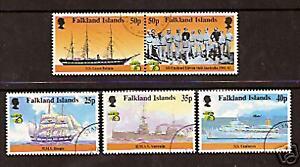 FALKLAND-IS-AUSTRALIA-039-99-EXHIBITION-SHIPS-CRICKET-5vU