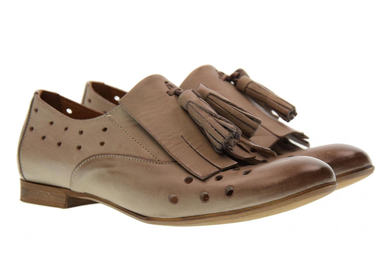 Erman's scarpe donna mocassino 230 TORTORA P18