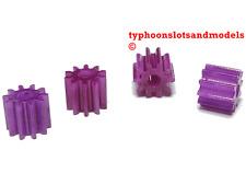 M210 Mitoos Nylon Pinion 10z x 4 - Fits 2mm Shaft