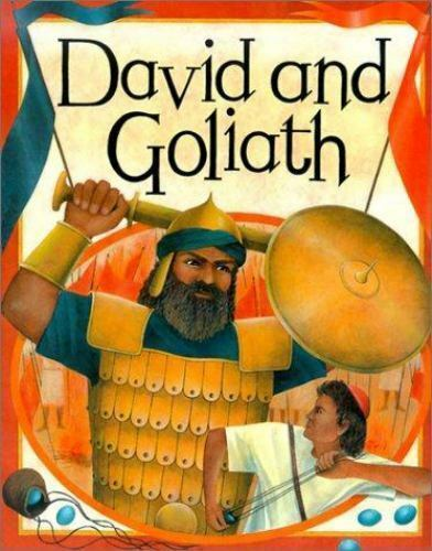 Auld, Mary : David and Goliath (Bible Stories (Paperb