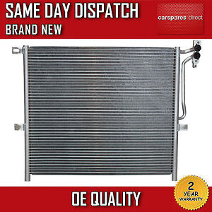 BMW-X3-E83-2004-gt-ON-AIR-CON-CONDENSER-RADIATOR-2-YEAR-WARRANTY-NEW