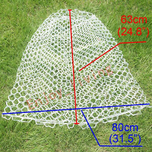 Large-Clear-Rubber-Fishing-Mesh-Replacement-Landing-Net-Circumference-63-034-White