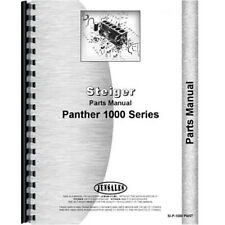 Steiger Panther Tractor Parts Manual Steiger Panther
