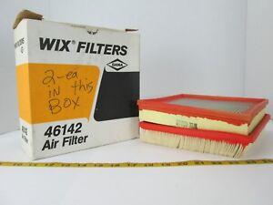 Wix Filters 46142 Air Filter FRAM CA257 F08510 In Wix Box