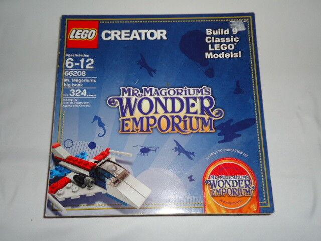 B22 Lego Creator 66208 Mr Magorium's Wonder Eporium Big Book New Sealed