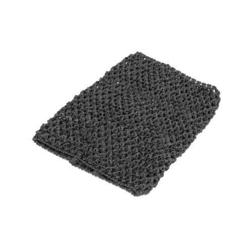 "6/"" x 6/"" Crochet Tube Top Elastic Waistband Headband Hair Band Girls Tutu Skirt"