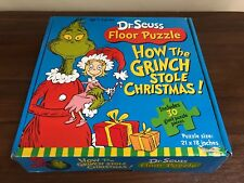 Y-259 Dr Seuss How the Grinch Stole Christmas Movie 2000 27x40 24x36 Hot Poster