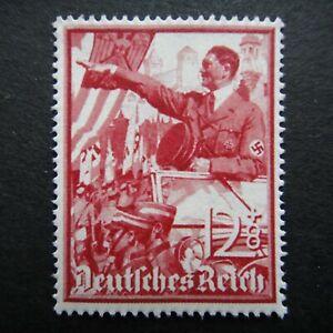 Germany Nazi 1940 Stamp MNH Adolf Hitler Swastika Eagle WWII Third Reich German