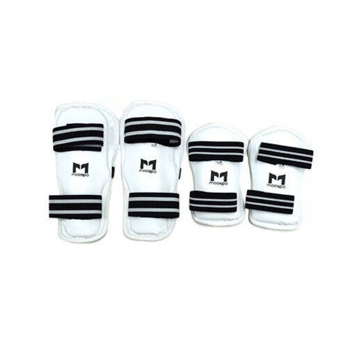 Moospo Arm Leg Predector TaeKwonDo Korea TKD gym guard boxing karate judo sports