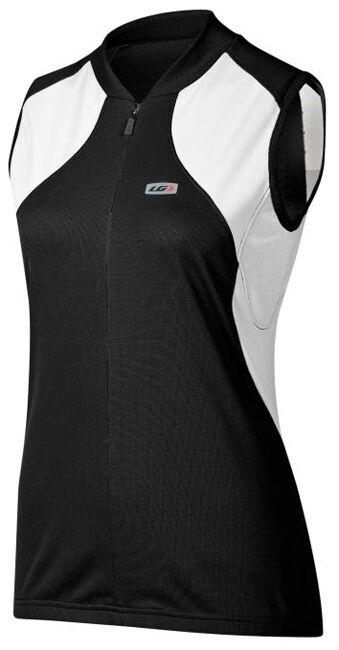Louis Garneau Garneau Garneau Donna Beeze 2 Sl senza Maniche Bici Jersey Nero Bianco Medio | Di Qualità Superiore  | Good Design  7e6d04