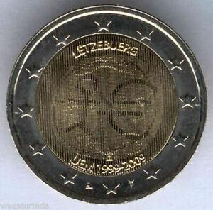Luxemburgo-2-Euros-1-2009-EMU-Emision-N-7