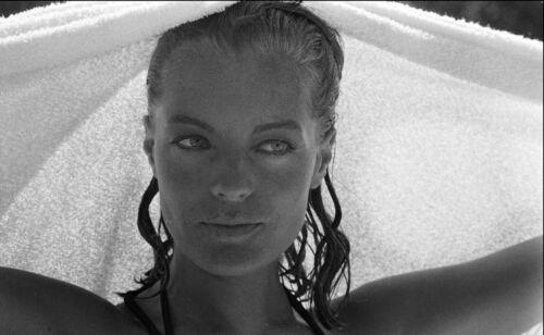 photo 10*15cm 4x6 INCH La piscine 1969 Romy Schneider