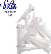 20 Applicator Tips Nozzles for Soft Claws Nail Caps Cat Dog Adhesive Glue Tubes
