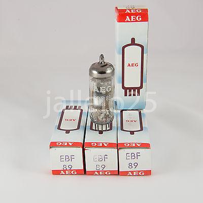 1 x EABC80 RFT valvula nueva new tube röhre tested