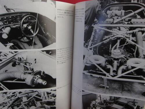 70/'s Racing Porsche Complete Photo Gallary /& Data Book