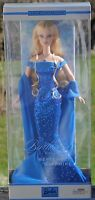 Birthstone Barbie 2002 Collection African American September Sapphire Doll Jewelry